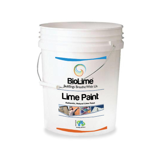 Lime Paint Bucket